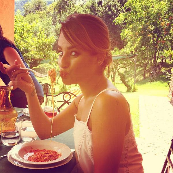 Lea Michele al Giffoni Film Festival 2014_
