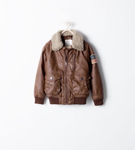 Zara Bambini collezione autunno inverno 2014 2015