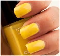 Smalto giallo