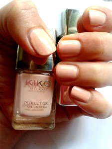 Kiko smalto gel
