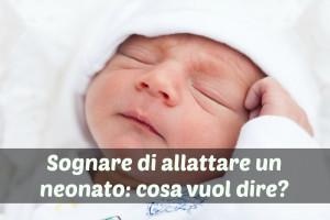 sognare-di-allattare