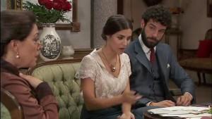 Donna Francisca fa conoscere Amalia a Bosco