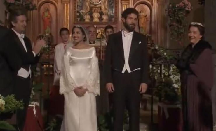 Matrimonio In Bosco : Anticipazioni il segreto marzo donna francisca