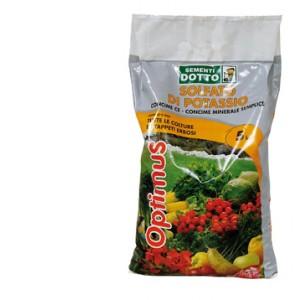solfato potassio