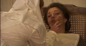 Donna Francisca muore
