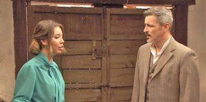 Alfonso e Hortensia si banciano