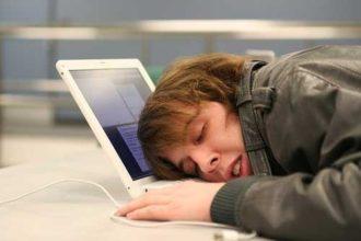Mancanza di sonno bambini